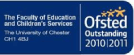 Ofsted Outstanding 2010/2011